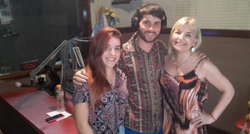 Mabel Garrido y Victoria Ayale visitaron Visión Panorámica