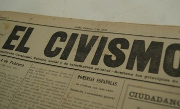 El Civismo celebra hoy sus 100 años de vida