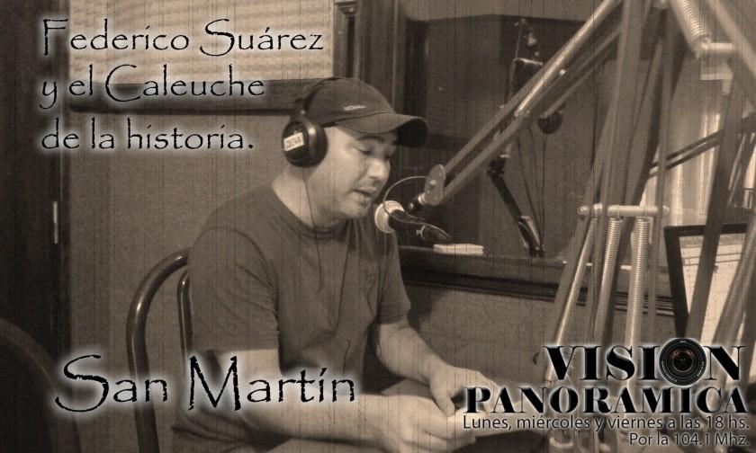 Columna de historia: San Martín (parte 1)