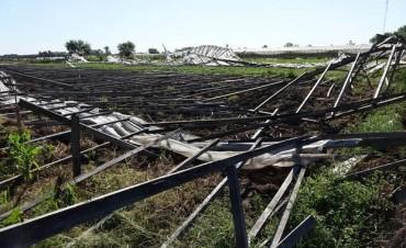 La Plata es un caos después del temporal