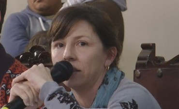 """Vanina Pascualin: """"La situación de las textiles es desesperante"""""""