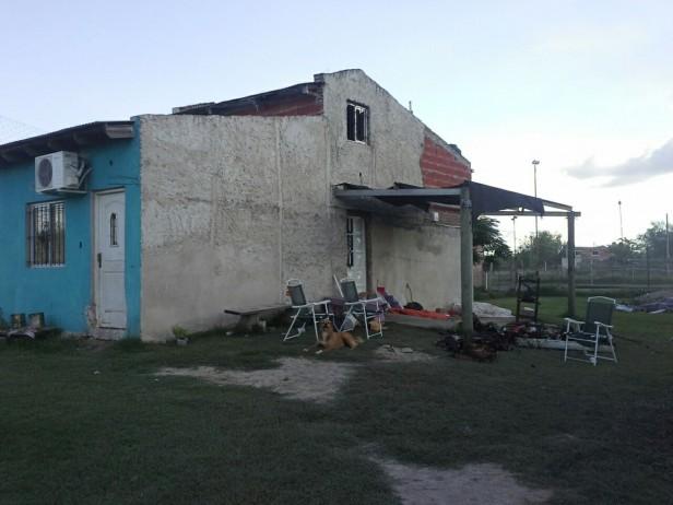 Incendio en Olivera: dos nenas murieron y tres personas pelean por su vida