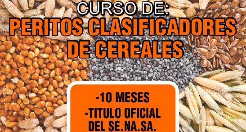 Curso de Peritos Clasificadores de cereales