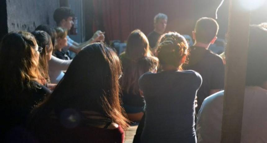 Comenzó la inscripción para el Seminario Municipal de Teatro