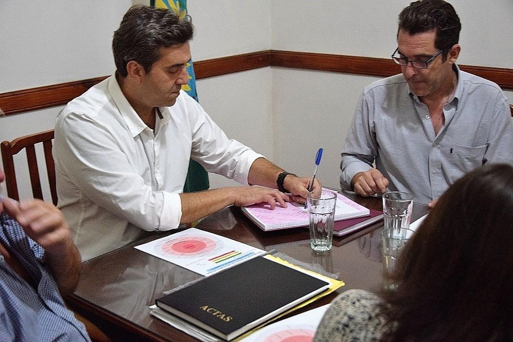 Elaboran Plan Director de Emergencias de Luján