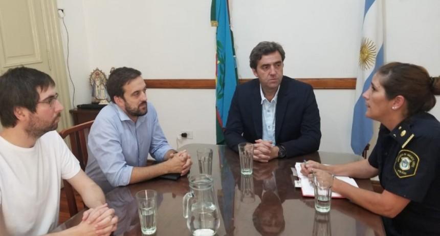 El gobierno municipal gestiona Delegación contra el narcotráfico