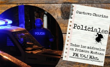 """Policiales: """"Los medios reflejamos la punta del iceberg"""""""