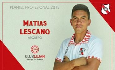 Matías Lescano: