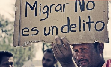"""""""Cuando el Estado habilita la xenofobia enciende un polvorín"""""""