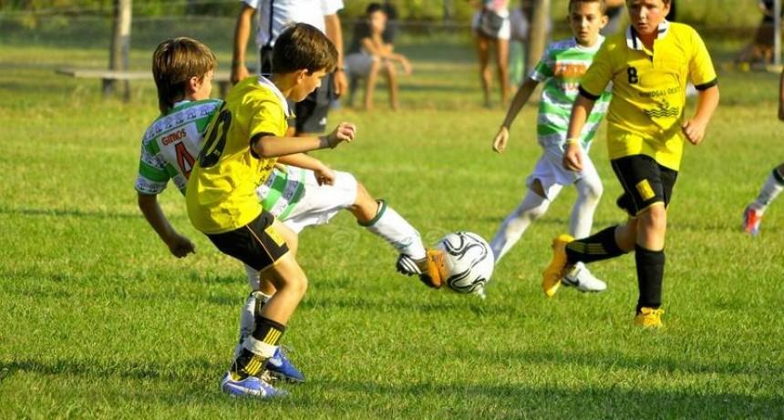 Más de 200 chicos participaron de la Copa Amistad