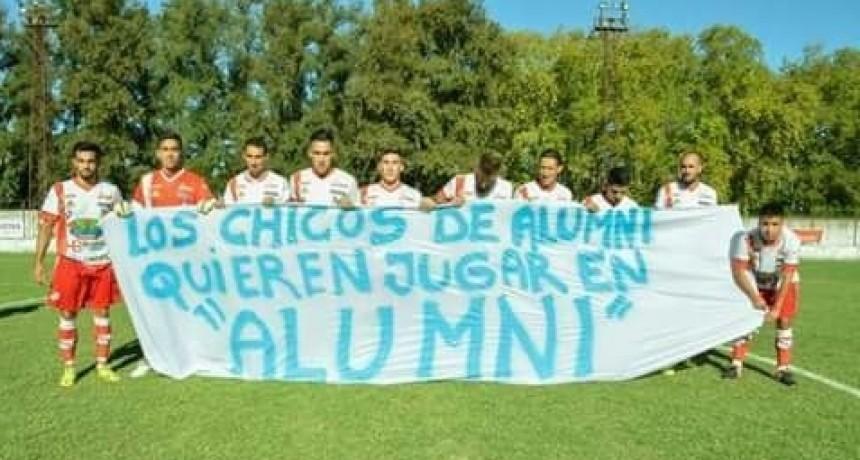 Alumni jugará en ACIFO: