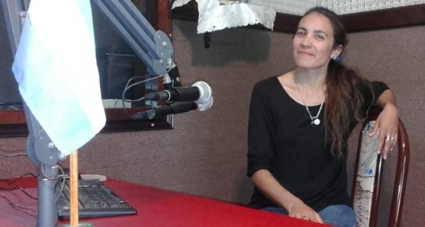 Florencia Dedieus nuevamente en Uruguay