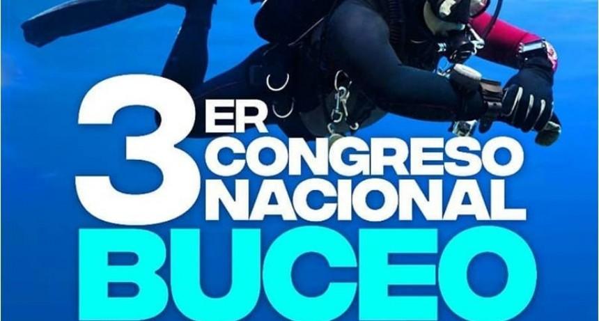 Se viene el 3er Congreso Nacional de Buceo