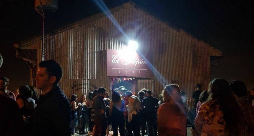 Nueva velada de Cine en El Galpón