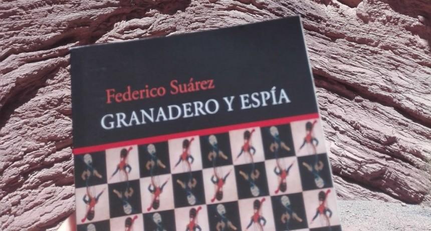 Federico Suárez presentará su nuevo libro