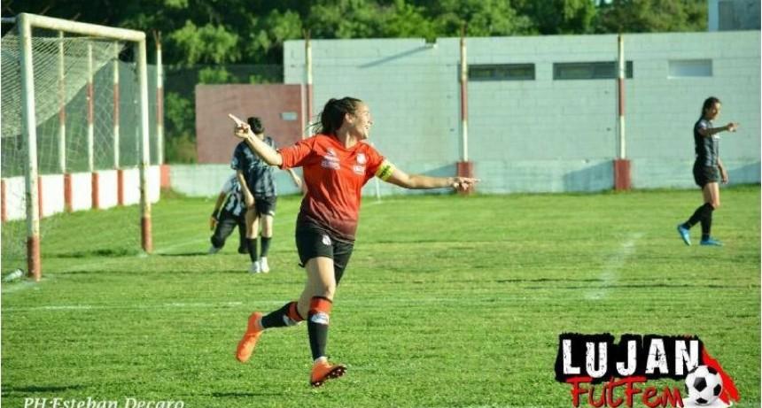 Golazo del fútbol femenino