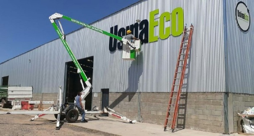 Inauguran nueva planta de UsinaEco