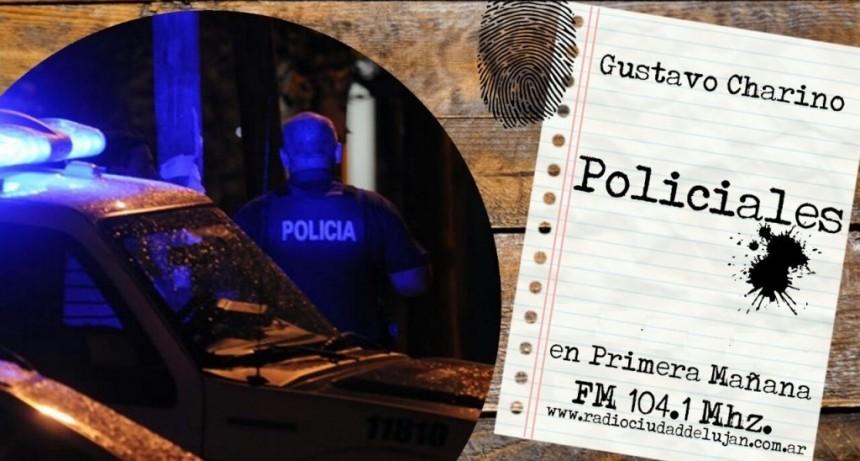 Dos escruches y un asalto en Barrio Esperanza