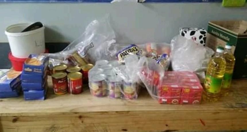 El comedor Lagrimitas solicita donaciones para afrontar la Emergencia