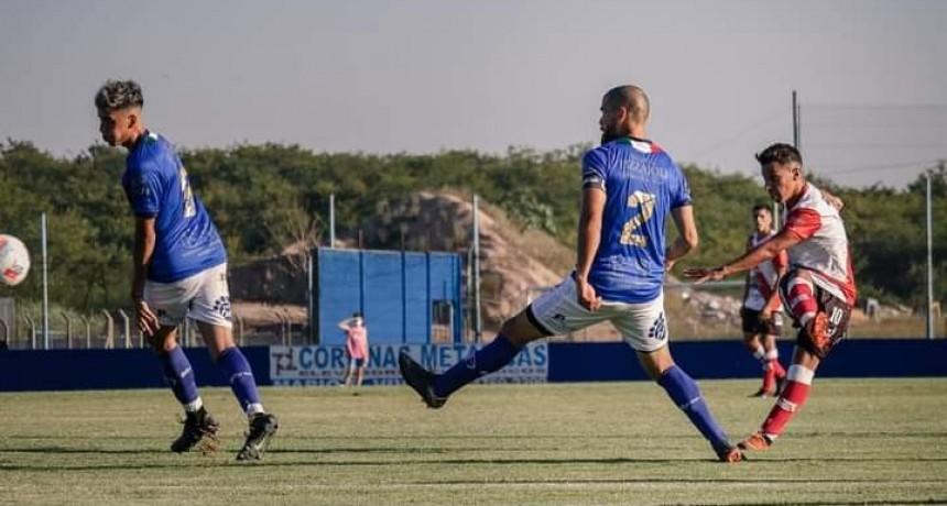 Gonzalo Pérez, una de las figuras en el comienzo del torneo