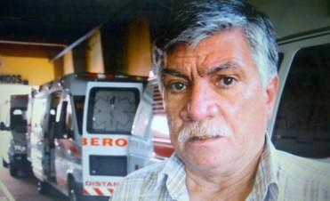 Carta aclaratoria del jefe de Bomberos Luis Goenaga