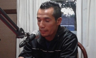 Debut triunfal de Matías Medina como boxeador profesional