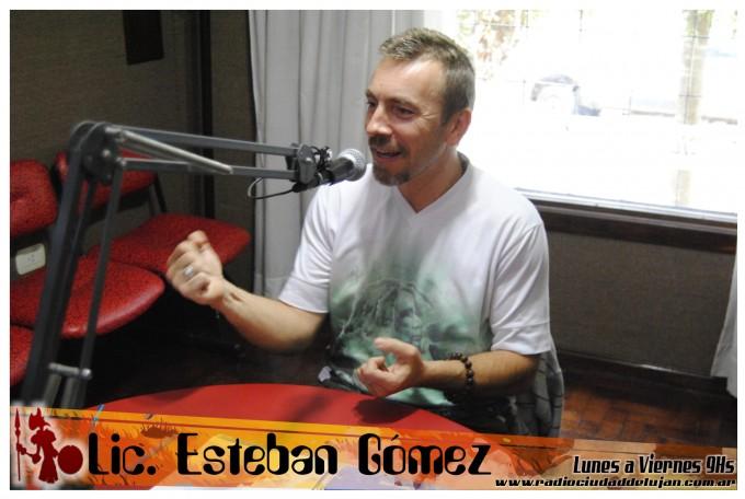Lic. Esteban Gomez: ¿Que elegimos cuando elegimos?