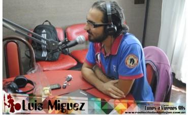 Luis Miguez sobre Jorge Fandermole