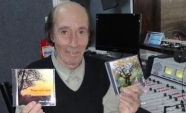 El Chango Rossini presenta nuevos discos.