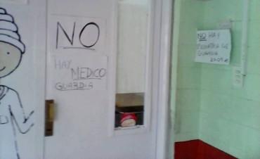 Hospital Municipal: Durante el fin de semana no funcionó la guardia de pediatría