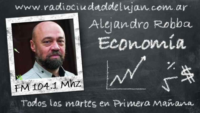 """Alejandro Robba: """"La devaluación es un perro que se muerde la cola"""""""