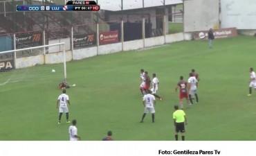 Luján mejoró y volvió al triunfo en Rosario