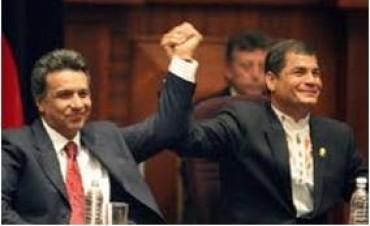 """""""Lenín Moreno representa la continuidad con cambio"""""""