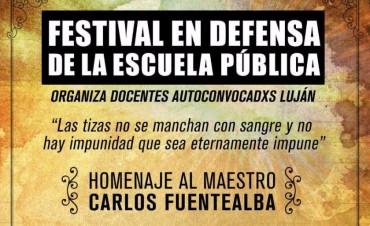 Festival en defensa de la Escuela Pública