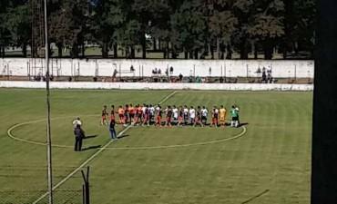 En un partido parejo Luján cayó con Deportivo Merlo