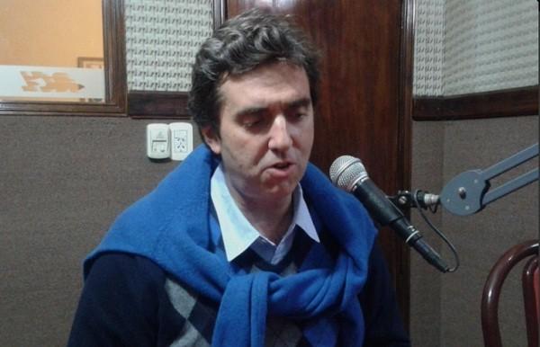 """Leo Boto: """"El intendente no habla de seguridad, salud, ni producción"""""""