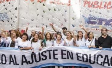 """Cristina Protolongo: """"La demanda de los docentes es totalmente legítima"""""""