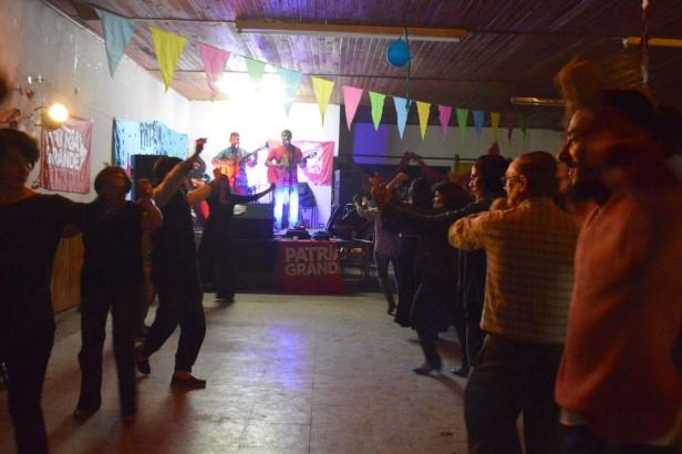 Saldo positivo para el festival a beneficio de cinco comedores