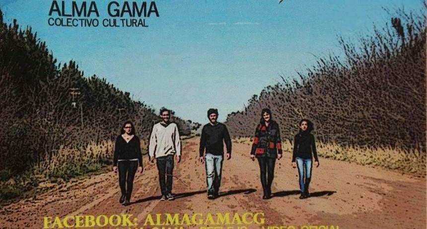 Los chicos Alma Gama presentaron su nuevo disco llamado