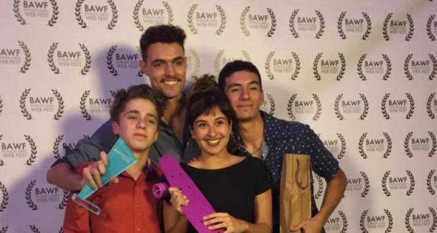Serie lujanense premiada en el BAW Fest