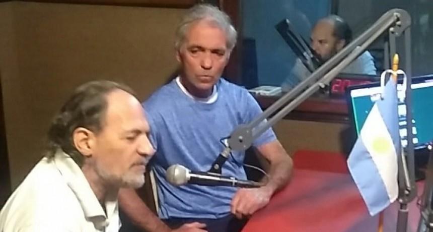 """Luis Lisetto: """"El presidente de la Sociedad Italiana nos apoyó y nos impulsó a hacer esto"""""""