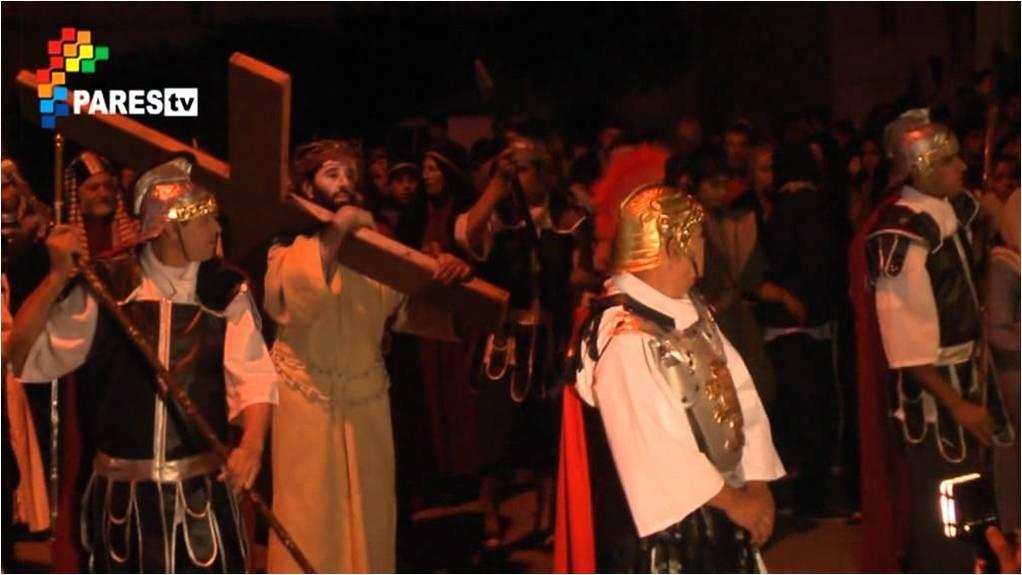 Presentarán el Vía Crucis Viviente