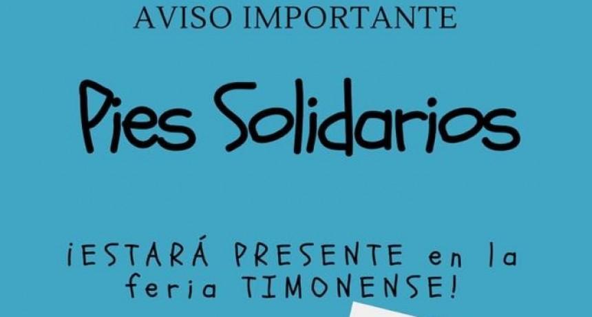 Pies Solidarios, recaudará útiles para el Rinconcito