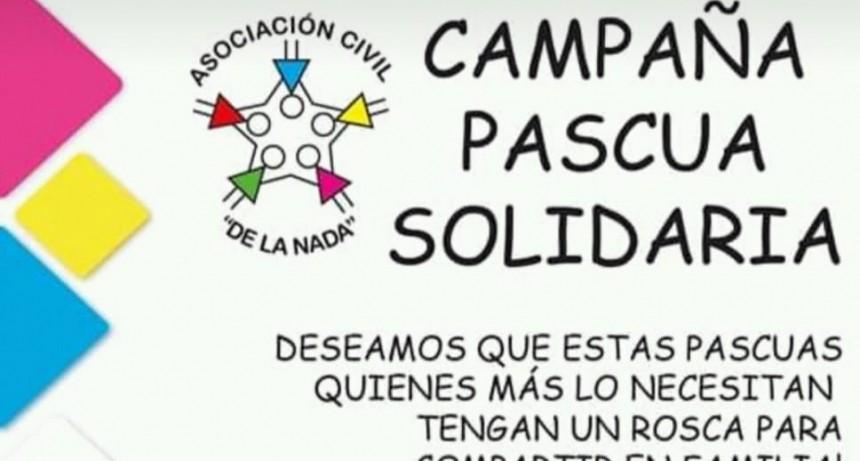 Campaña Pascua Solidaria de De La Nada