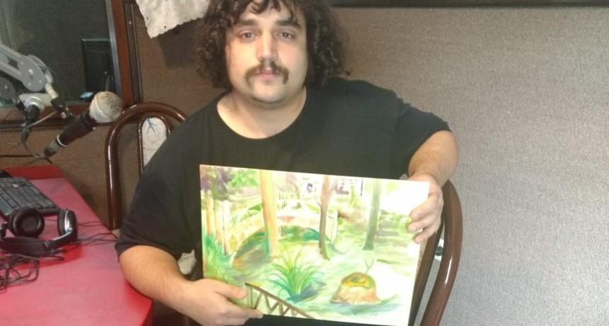 Exhibición de pinturas