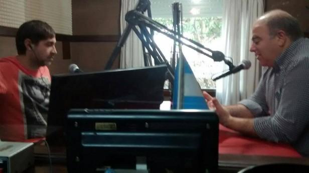 Entrevista a Claudio Nazar (Pro) por Fabían Perez