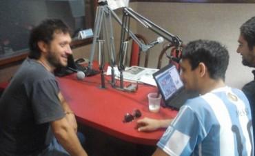 Entrevista Política, Hoy: Agustín Burgos de Patria Grande