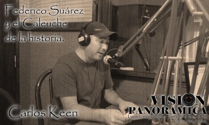 Historia local: Carlos Keen