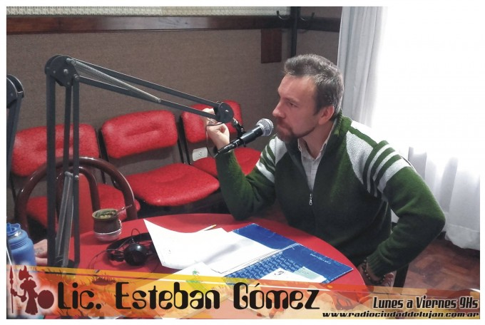 """Lic. Esteban Gómez sobre """"la despenalización de la marihuana"""""""