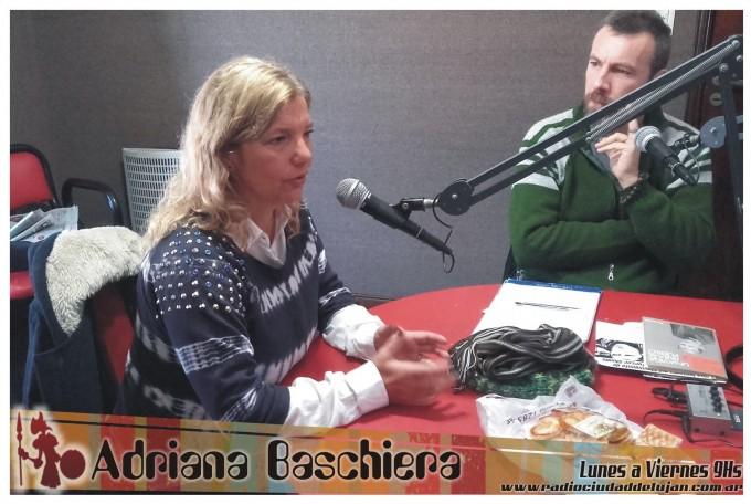 Dra. Adriana Baschiera y Lic. Esteban Gómez sobre alternativas en las prácticas